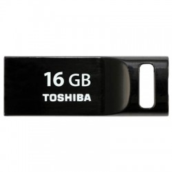 TOS USB STICK 16GB MINI BLACK SURUGA USB 2.0 / THNU16SIPBLACK