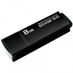 GRAM USB STICK 8GB EDGE BLACK 3.0 / PD8GH3GREGKR9