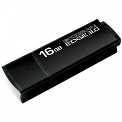 GRAM USB STICK 16GB EDGE BLACK 3.0 / PD16GH3GREGKR9