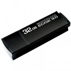 GRAM USB STICK 32GB EDGE BLACK 3.0 / PD32GH3GREGKR9