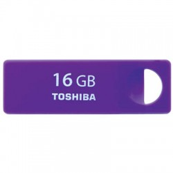 TOS USB STICK 16GB MINI PURPLEBLUE USB 2.0 / THNU16ENSPURP