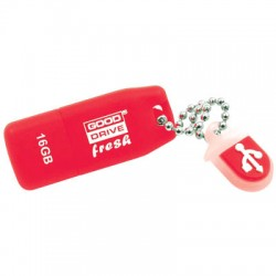 GRAM USB STICK 16GB STRAWBERRY FRESH USB 2.0 / PD16GH2GRFSR9