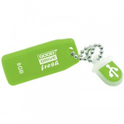 GRAM USB STICK 8GB LIME FRESH USB 2.0 / PD8GH2GRFLR9