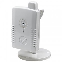 551113 NETWORK CAMERA NSC11-WN WIRELESS 300k M-JPEG + MPEG4 WHITE