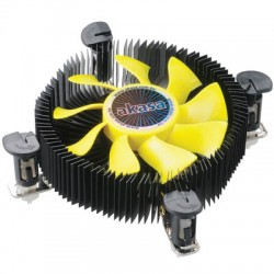 AKASA CC7118HP01 K25 LOW PROFILE COOLER FOR MINI ITX