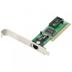 CMP-NW CARD 12 NETWORK PCI CARD