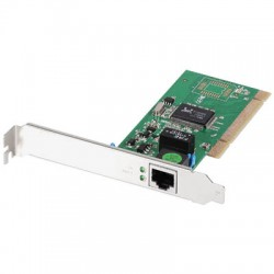 EDIMAX EN-9235TX-32 v2 GIGABIT NETWORK ADAPTER 32-BIT LOW PROFILE