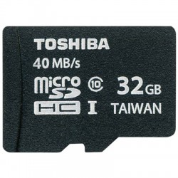 TOS MICROSD 32GB CLASS 10 HS PROFESSIONAL WITH ADAPTER / SD-C032UHS1(6A