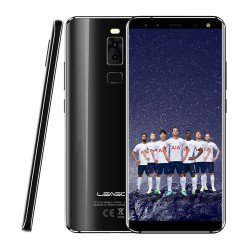 LEAGOO Smartphone S8 Black