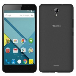 "Hisense F20 4G LTE (Dual SIM) 5.5"" Android 5.1 1280*720 IPS Quad-Core 1 GHz 1GB/8GB Μαύρο"