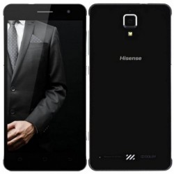 "Hisense C20 4G LTE (Dual SIM) 5.0"" Android 5.1 1280*720 IPS OGS Octa-Core 64bit 1.36 GHz 3GB/32GB Water-dust proof IP67 Μαύρο"