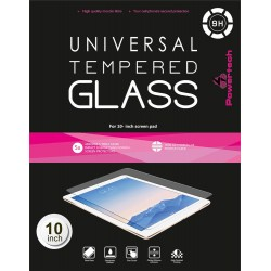 "POWERTECH Tempered Glass 9H(0.33MM) - Universal 11.5"" Screen Pad"