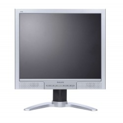 "PHILIPS used Οθόνη 190B8 LCD, 19"" 1280x1024, VGA/DVI-D, FQ"