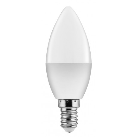 POWERTECH LED Λάμπα Candle E14-003 5W, 6500K, E14, Samsung LED, IC