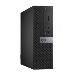 DELL PC 3040 SFF, i5-6500, 8GB, 128GB SSD, Win 10 Pro, FR