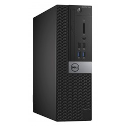 DELL PC 3040 SFF, i5-6500, 8GB, 500GB HDD, Win 10 Pro, FR