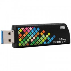 GRAM USB STICK 16GB USB 3.0 CLICK / PD16GH3GRCLKR9