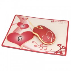 GME-20S (HEART) MOUSE PAD