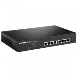 EDIMAX ES-1008PH 8 PORTS SWITCH WITH 4 PoE+ PORTS