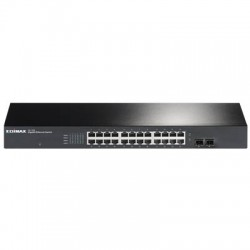 EDIMAX GS-1026 24 PORTS GIGABIT SWITCH RACKMOUNT