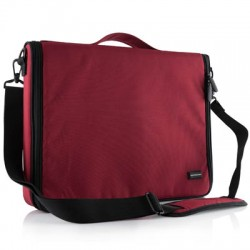 MODECOM TORINO 15.6 RED LAPTOP BAG