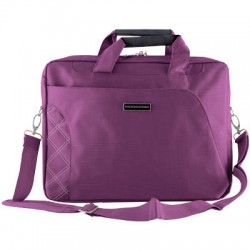 MODECOM GREENWICH PURPLE LADY LAPTOP BAG