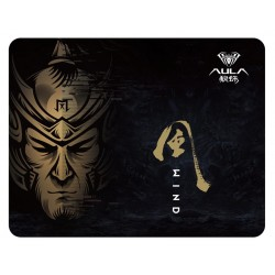 AULA gaming mousepad MP-W, 30x25x0.2cm, μαύρο