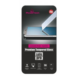 POWERTECH Tempered Glass 9H (0.33mm), για Sony Xperia M5