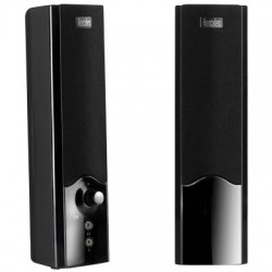 HERCULES 4780591 XPS 2.0 10 GLOSS BLACK SPEAKER KIT