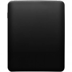 42378 SILICON CASE FOR IPAD BLACK