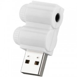 96291 USB 2.0 sound card / audio adapter / headset adapter