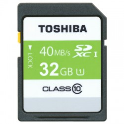TOS SDHC 32GB CLASS 10 HS PROFESSIONAL STD UHS/ SD-T032UHS1(6A