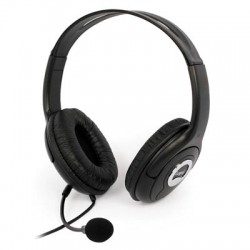 MODECOM LH-30 LOGIC HEADPHONES WITH MICROPHONE